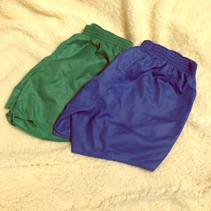 "Soffe ""slick"" shorts - 3 pair bundle"